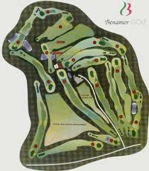 FAIRWAY BENAMOR GOLF. www.east-west-algarve.com