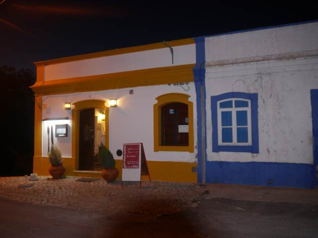 restaurant at Conceicao-Tavira,CABANAS,Portugal