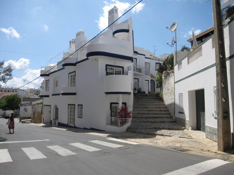 TYPICAL EAST ALGARVE ARCHITECTURE