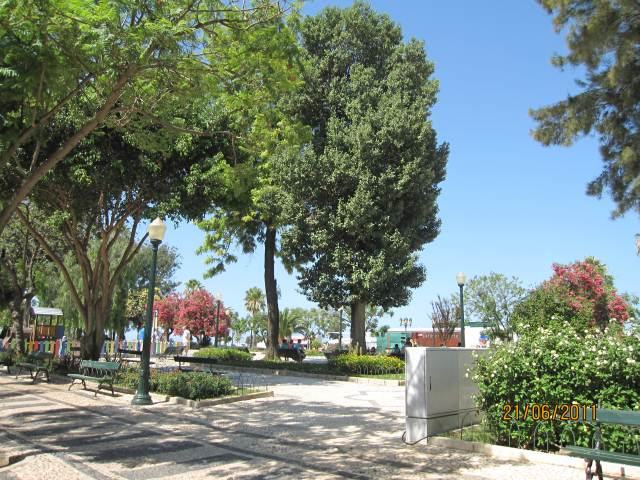FARO PARK BY THE MARINA