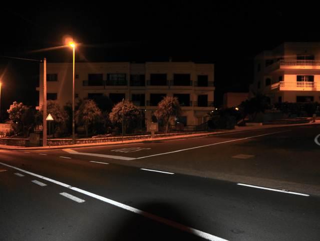 CONCEICAO-TAVIRA AT NIGHT,IN ALGARVE PORTUGAL