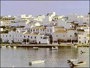 Lagoa municipality of the Central Algarve Portugal