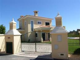 Loule villa in the Algarve Portugal