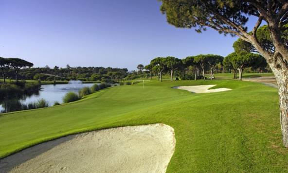 ALGARVE QUINTA DO LAGO GOLF