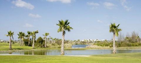 Algarve Salgados golf near Albufeira