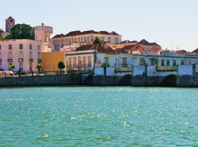 Character of Buildings,Tavira,Algarve,Portugal
