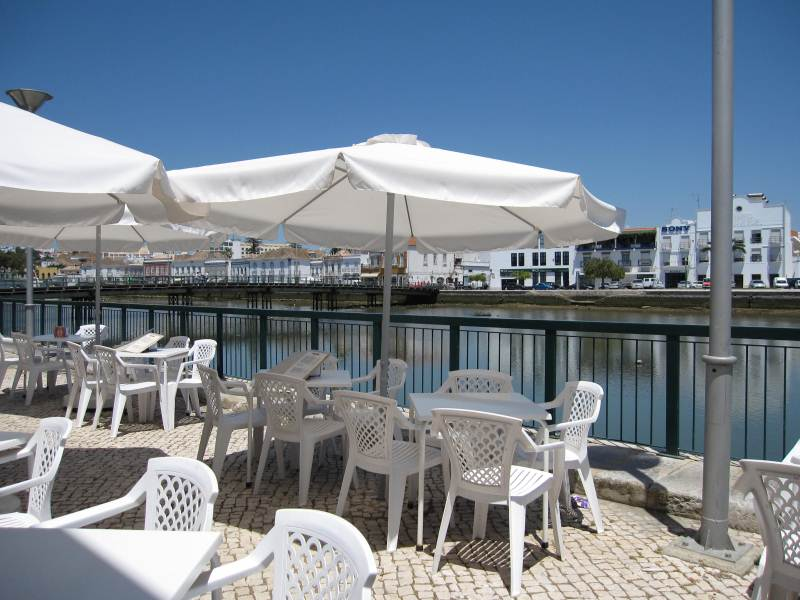 tavira riverscene,east-west-algarve.com