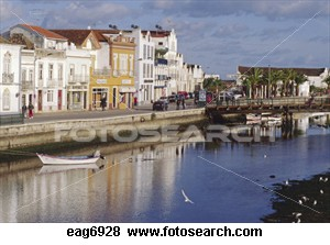 EAST-WEST-ALGARVE TAVIRA TOWN
