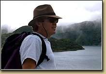 Meet Stan Grist real life adventurer.TRAVEL