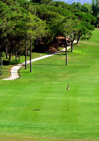 ALGARVE VILAMOURA OLD COURSE GOLF