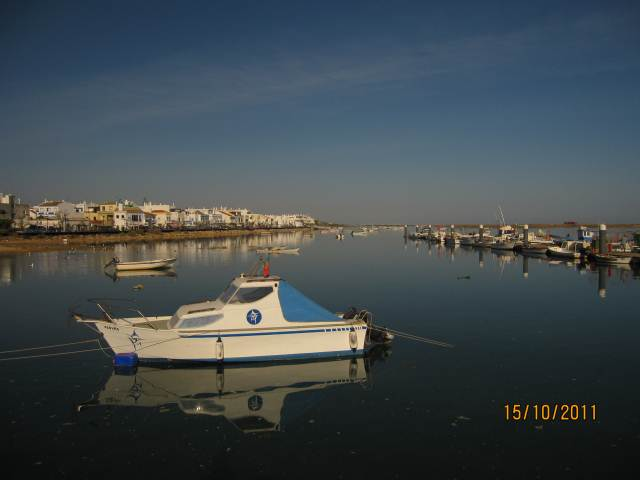 Portugal Cabanas deb Tavira Harbour,Marina
