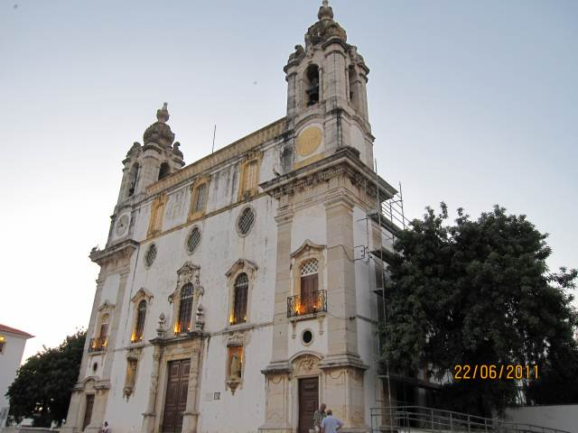 FARO CATHEDRAL.With east-west-algarve.com