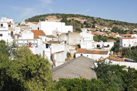 Algarve Portugal mountain village