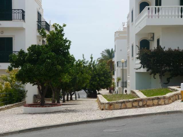 On the Urbanizacao do Lagar conceicao de Cabanas.Algarve
