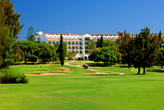 ALGARVE PENINA GOLF COURSE.With east-west-algarve.com