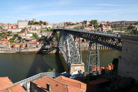 Porto in Portugal with east-west-algarve.com