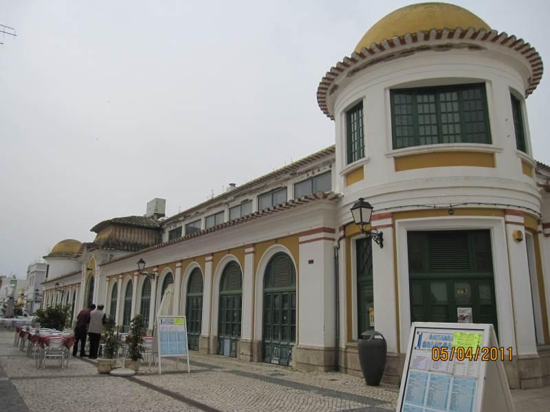 VILA REAL IN THE EAST ALGARVE,Moorish architecture